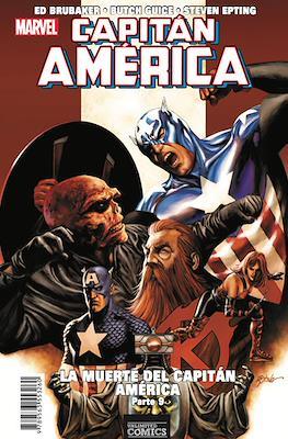 La muerte del Capitán América (Rústica) #9