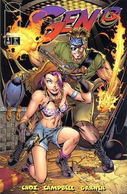 Gen 13 (1997-2002) (Comic Book) #4