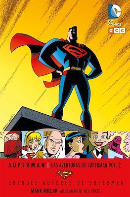 Grandes Autores de Superman: Mark Millar. Las aventuras de Superman #2