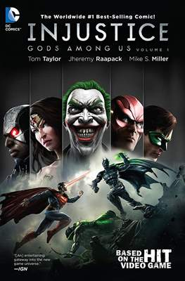 Injustice: Gods Among Us (Hardcover) #1
