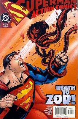Action Comics Vol. 1 (1938-2011; 2016-) (Comic Book) #797