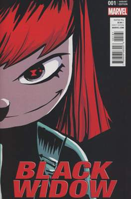 Black Widow Vol. 6 (Variant Cover)