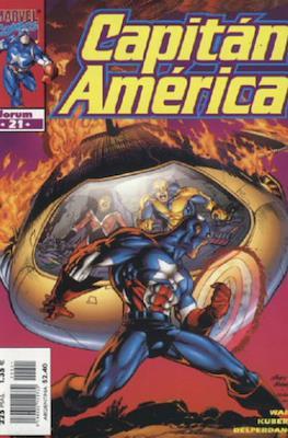 Capitán América Vol. 4 (1998-2000) (Grapa 28 pp) #21