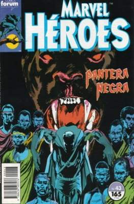 Marvel Héroes (Grapa 32 pp) #43