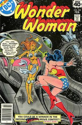 Wonder Woman Vol.1 (1942-1986; 2020-) (Comic Book) #252