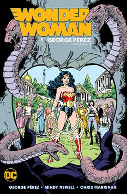 Wonder Woman by George Pérez (Softcover 224-268 pp) #4