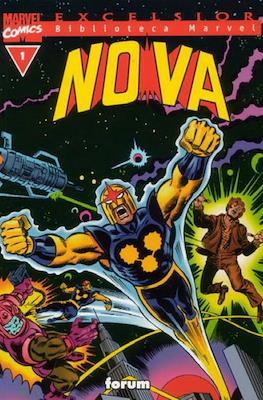 Biblioteca Marvel: Nova (2001) (Rústica 160 pp) #1
