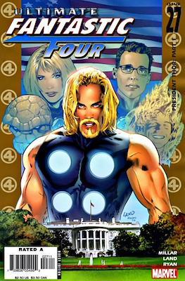 Ultimate Fantastic Four (Comic-Book) #27