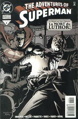 Superman Vol. 1 / Adventures of Superman Vol. 1 (1939-2011) (Comic Book) #575