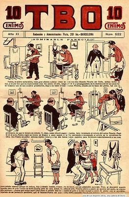 TBO (1917-1938) (Cuaderno) #522