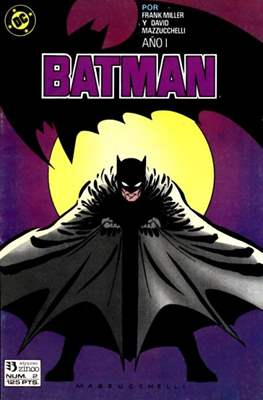 Batman (1987-1993) (Grapa) #2