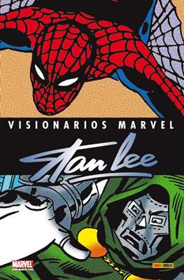 Visionarios Marvel. Stan Lee