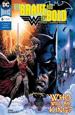 The Brave and The Bold: Batman and Wonder Woman (2018) (Comic Book) #6