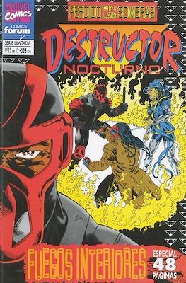 Destructor Nocturno (1994-1995) (Grapa. 17x26. 24 páginas. Color.) #12