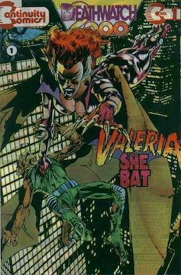 Valeria, the She-Bat (Comic Book. 1993) #1