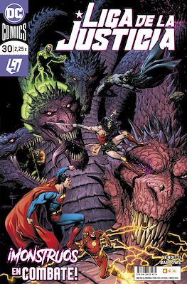 Liga de la Justicia. Nuevo Universo DC / Renacimiento #108/30