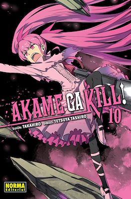 Akame ga Kill! #10