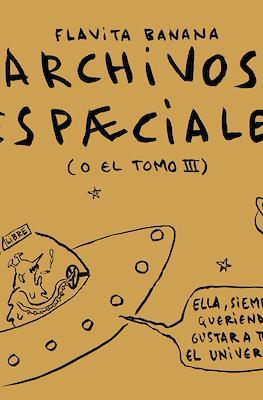 Archivos Espæciales (Cartoné 208 pp) #