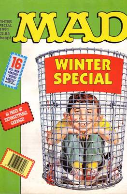 Mad Winter Special 1991
