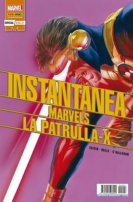 Instantánea Marvels (Grapa 32 pp) #4