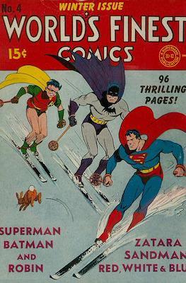 World's Finest Comics (1941-1986) (Comic Book) #4