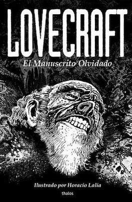 Lovecraft: El Manuscrito Olvidado