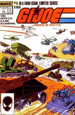 G.I. Joe: Order of Battle (Comic Book) #4