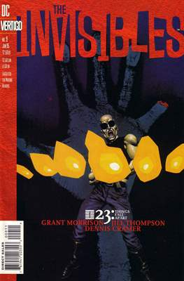 Invisibles (1994 1st Series) #9