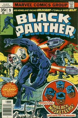 Black Panther (1977-1979) (Comic Book) #9