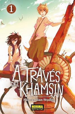 A través del Khamsin (Rústica con sobrecubierta) #1