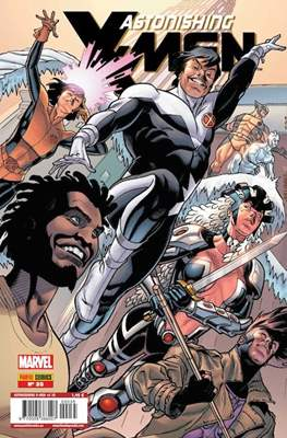 Astonishing X-Men Vol.3 (2010-2014) (Grapa) #35