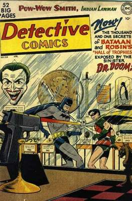 Detective Comics Vol. 1 (1937-2011; 2016-) (Comic Book) #158