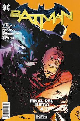 Batman. Final del Juego (Rústica) #4