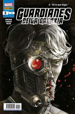 Guardianes de la Galaxia (2013-) #77/2