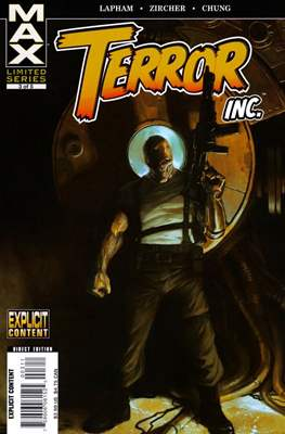 Terror Inc. Vol. 2 (Comic Book) #3