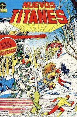 Nuevos Titanes Vol. 1 (1984-1988) (Grapa 40 pp) #19