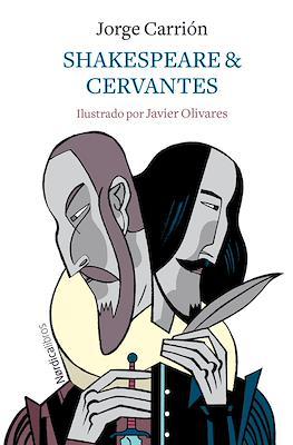 Shakespeare & Cervantes (Rústica 58 pp) #