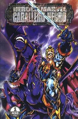 Héroes Marvel (1998) (Grapa 48-56-64-72 pp) #1