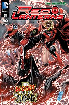 Red Lanterns (2011 - 2015) New 52 #31