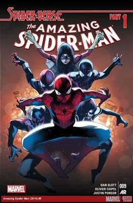 The Amazing Spider-Man Vol. 3 (2014-2015) (Comic Book) #9