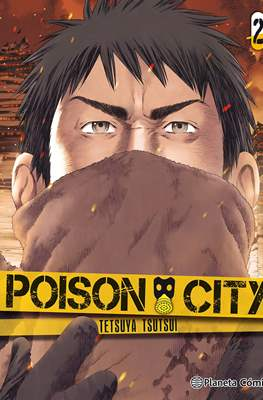 Poison City (Rústica con sobrecubierta) #2