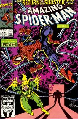 The Amazing Spider-Man Vol. 1 (1963-1998) #334