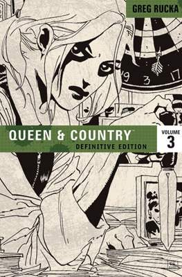Queen & Country (Definitive Edition. Paperback) #3