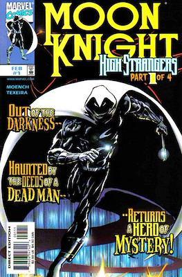 Moon Knight: High Strangers (comic grapa usa) #1