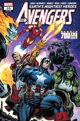 The Avengers Vol. 8 (2018-...) (Comic Book) #10