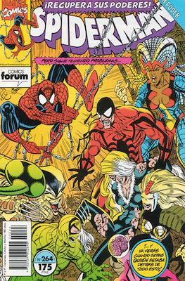 Spiderman Vol. 1 / El Espectacular Spiderman (1983-1994) (Grapa 32-48 pp) #264
