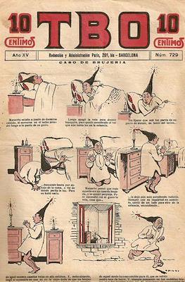 TBO (1917-1938) (Cuaderno) #729