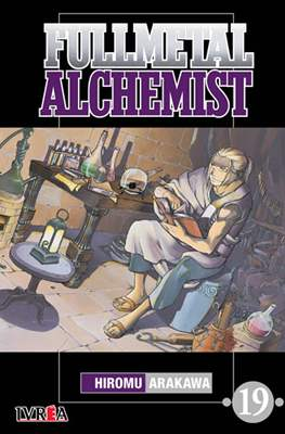 Fullmetal Alchemist (Tankoubon) #19