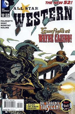 All Star Western vol. 3 (2011-2014) (Comic-book) #12