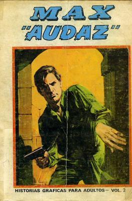 "Max ""Audaz"" (Rústica, 288 páginas (1973)) #2"